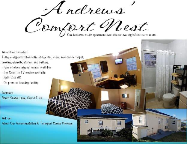 Andrews' Comfort Nest