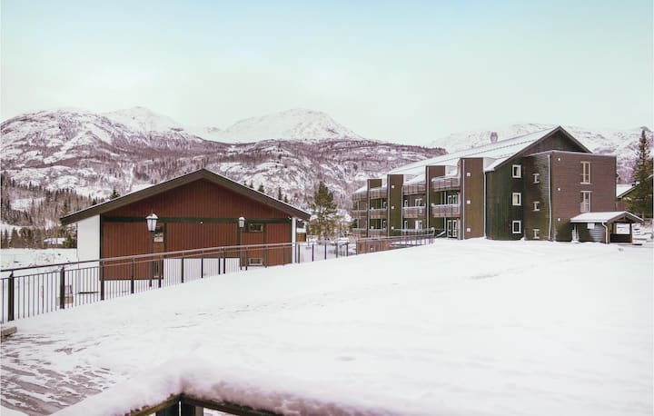 Awesome home in Hemsedal with Sauna, WiFi and 3 Bedrooms