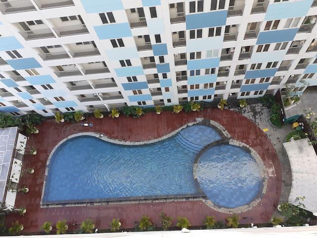 Stay Santuy Rooms Grand Sentraland Karawang