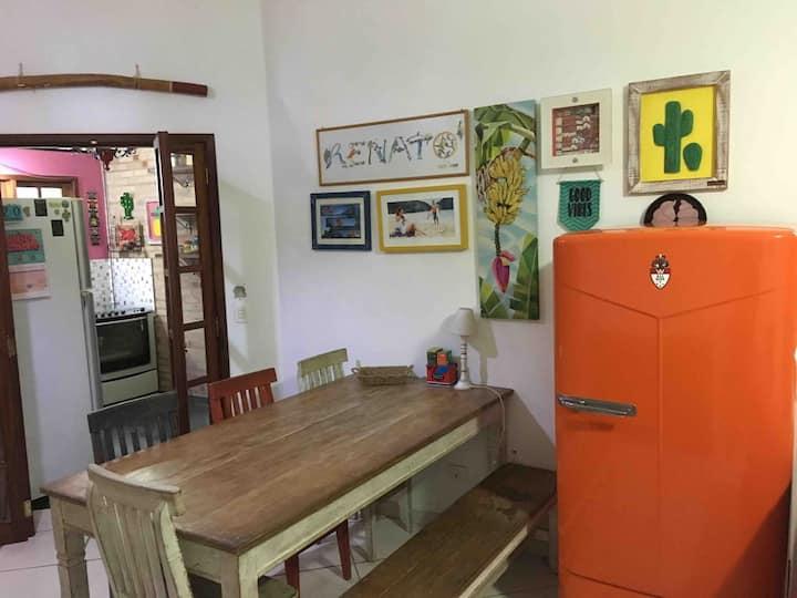 Casa aconchegante Itagua