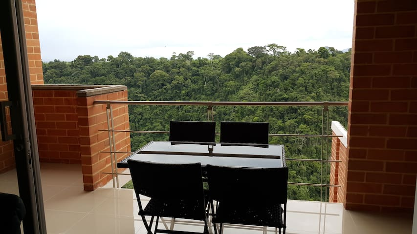 APARTAMENTO   ESPECTACULAR VISTA - Pereira - Apartamento