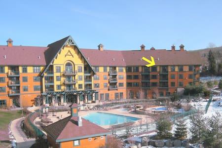 Pristine Top Floor Mountain View Condo-Hotel Unit - Altro