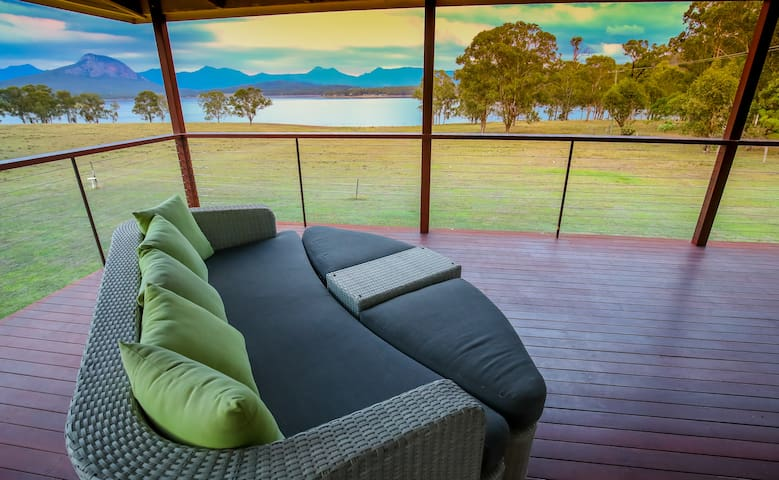 Moogerah Lake House #4