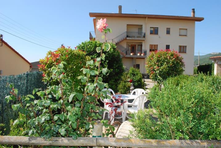 Cal Servero - Peramola - Wohnung