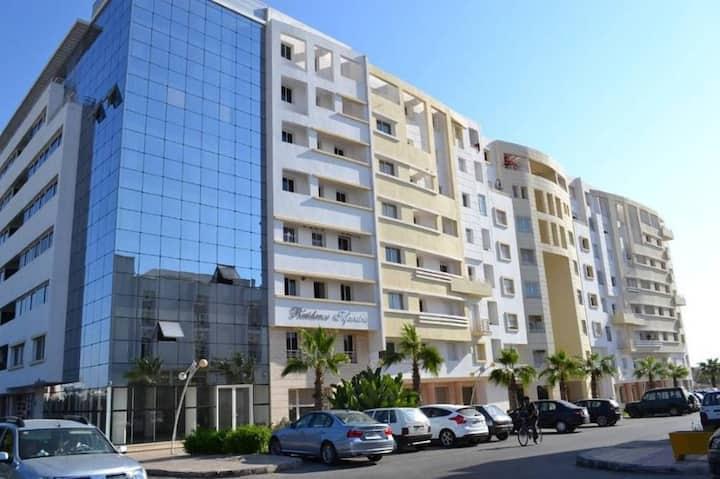 Appartement de 100 m2 dans résidence sécurisée