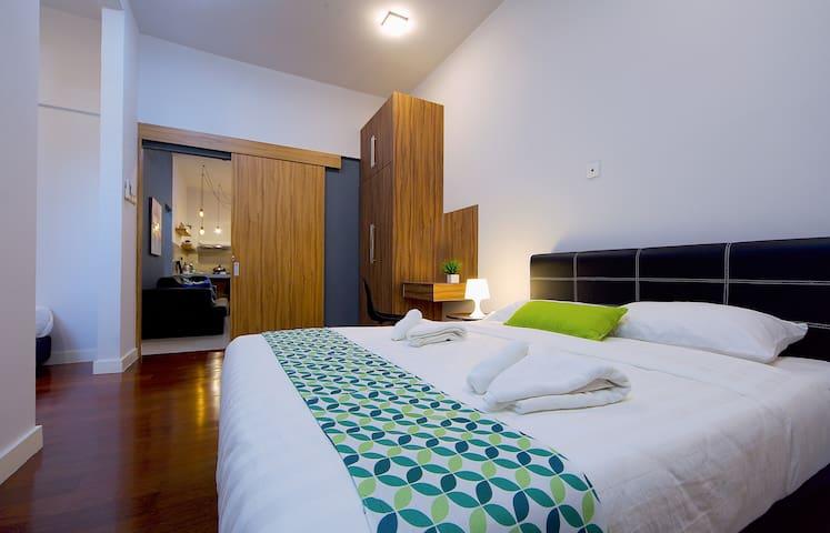 N9 Modern, Super Cozy 3 bed@IMAGO 时尚,窝心三房在沙巴最大商场
