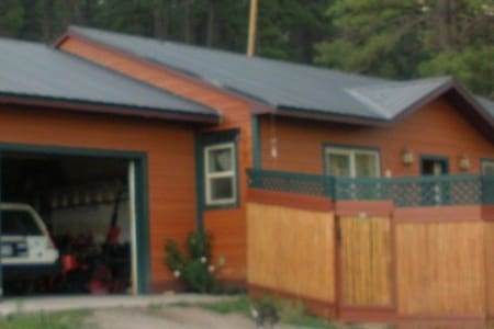 Lovely 3/2 Mountain Home: 1 BR and 1 BA available - Bayfield - 独立屋