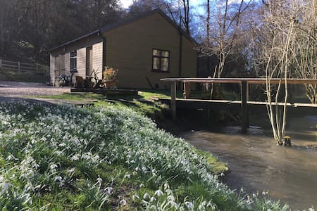 Secret valley cottage, close to Rievaulx Abbey - Old Byland - Domek gościnny