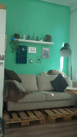 Nette kamer dichtbij Nijmegen centrum - Ubbergen - House