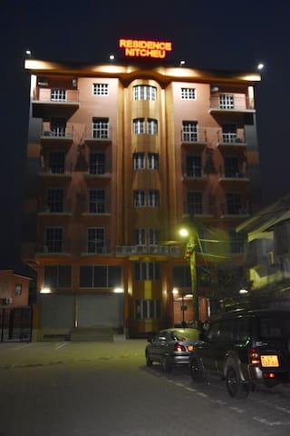 Appartement meublé standing 101
