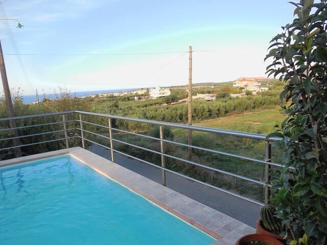 Private Pool - Seaview