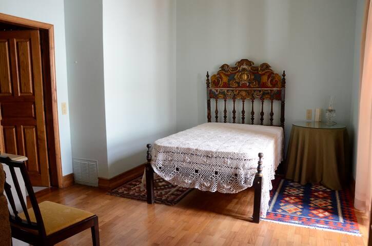 """Casa do Poço - Room 4 """"Barroco"""" - Santo Estevão - Гостевой дом"""