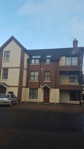 Luxury Apartment with balcony. - Rostrevor, Northern Ireland, GB - Flat