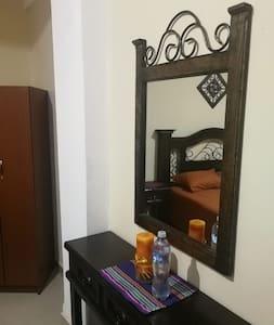 Hospedaje Céntrico, Habitación con baño privado