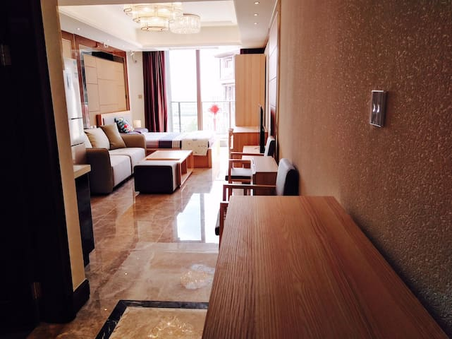 海南三亚海棠湾恒大养生谷全新舒适一居室