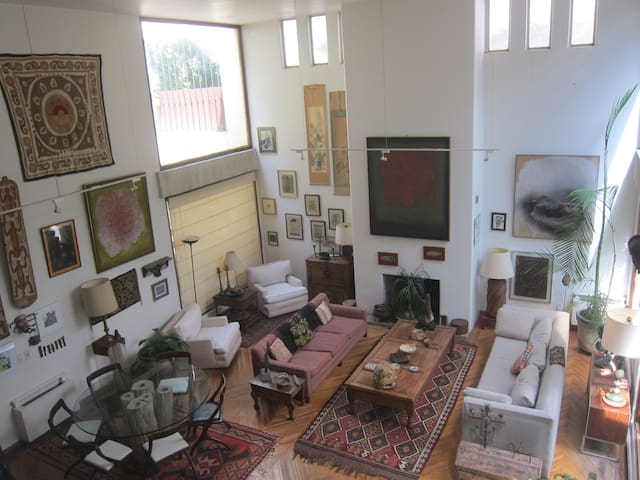 Beautiful, spacious house in historic Coyoacan