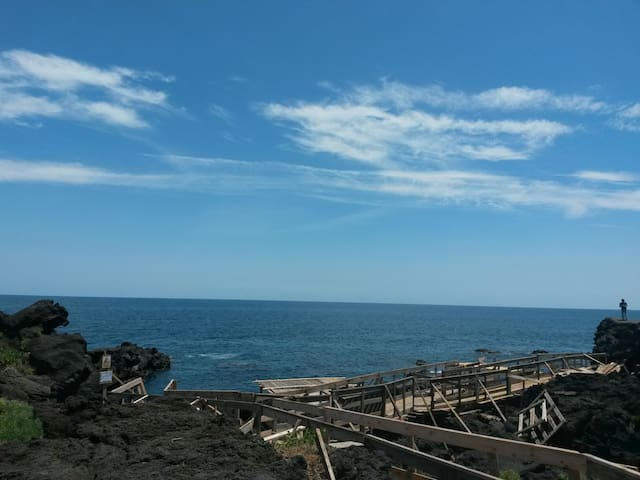 COZY FLAT AT 200 METRES TO THE SEA - Acireale,  Stazzo  - Apartment