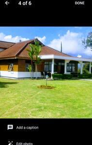 Villa US , puncak, Bogor, Indonesia