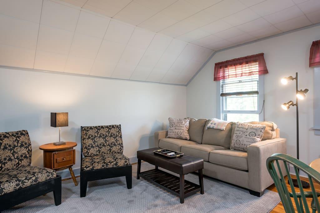 Full size apartment