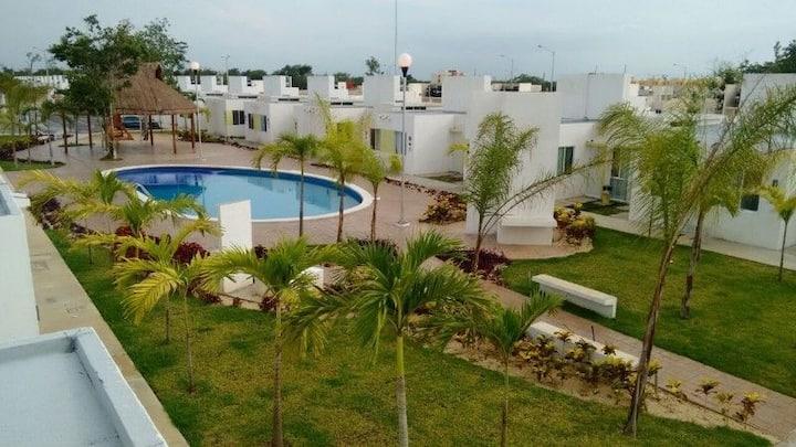 Casa de las Flores en Cancun