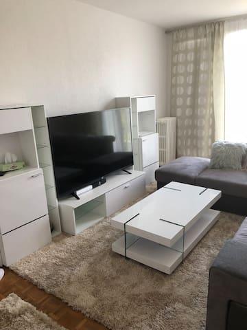 Appartement quasi neuf et moderne