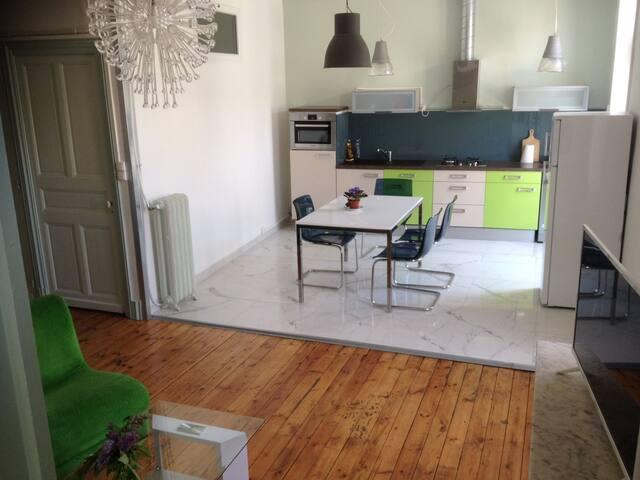 Tonneins : Appartement avec vue