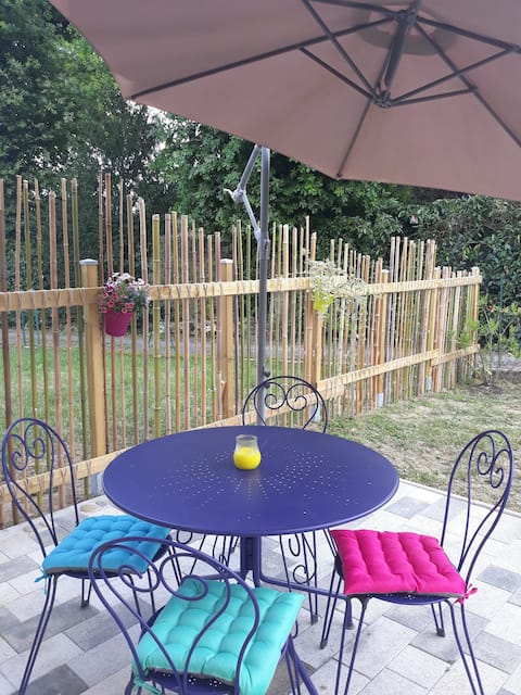Waterval accommodatie