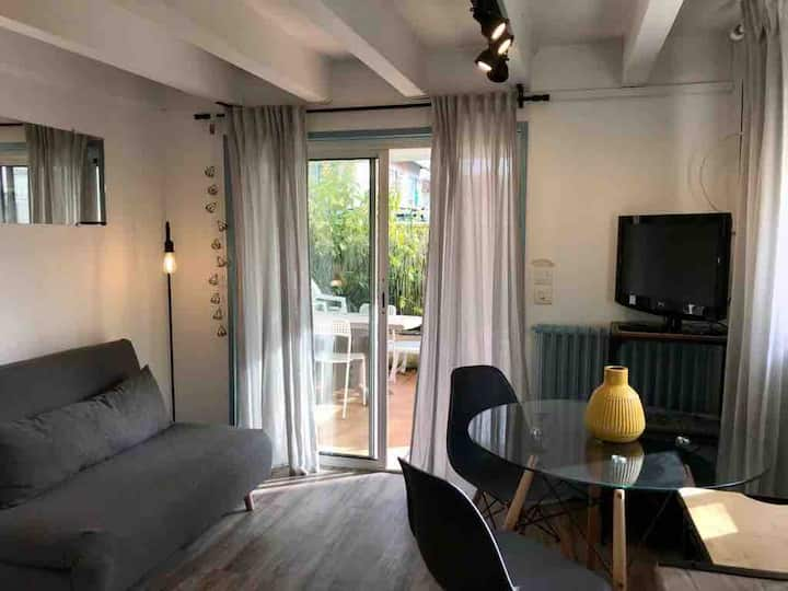 DH1 - Mignon appartement, Dax Centre