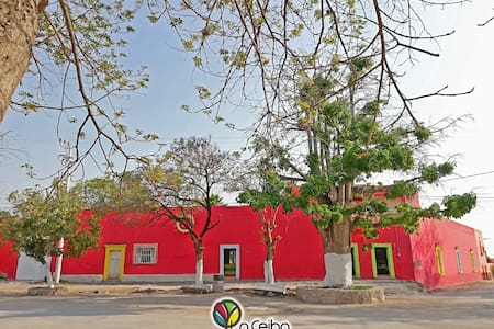 Casona Rural en Zona Media Potosina
