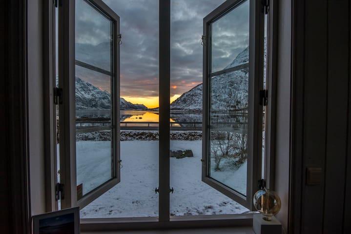 Rooms for rent in Lofoten