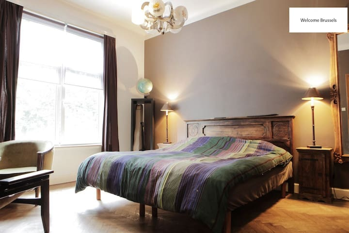 Charming and elegant Double Bed in Rooms near CEE