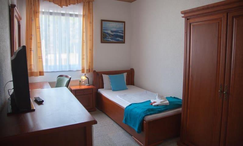 1-Zimmer Apartment mit Bad und Kochnische