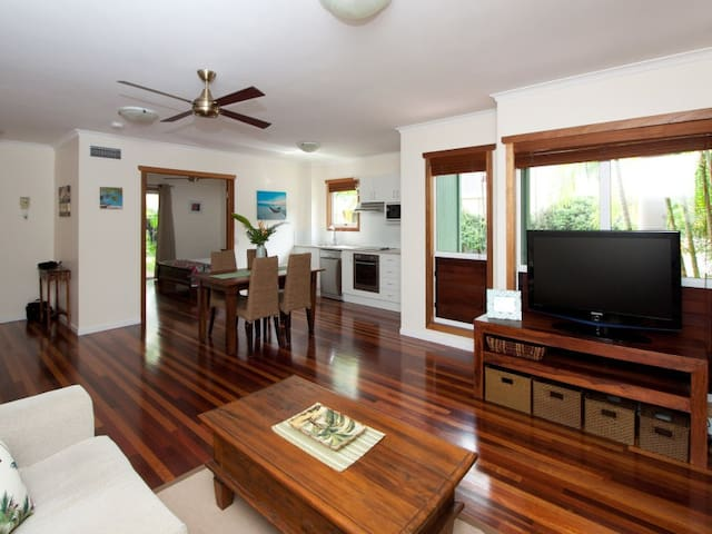 Peaceful Retreat in Noosa Resort - Noosaville - Daire