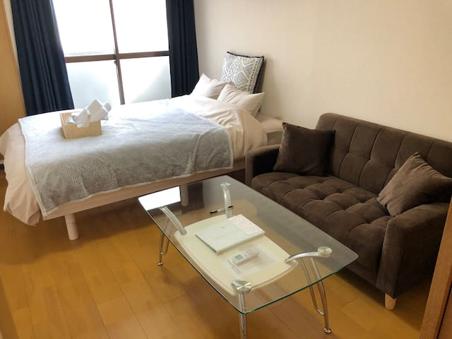 SUMUii room #202 8min from Kyoto sta. Incl the tax
