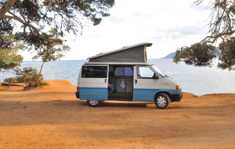 The perfect vehicle for the island of Ibiza.