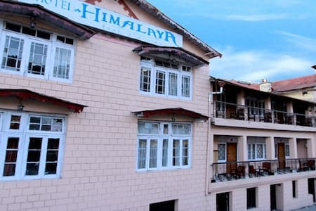 Himalayan Holiday - Lake Facing Room - Nainital