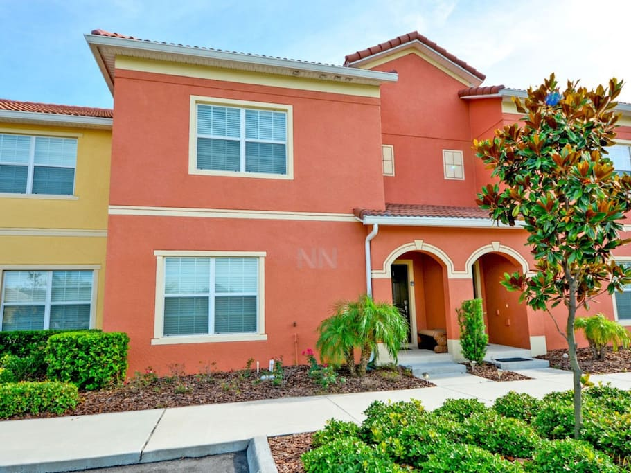 Orlando Vacation Home Near Disney 4ppt89cn19 Houses For Rent In Kissimmee Florida United