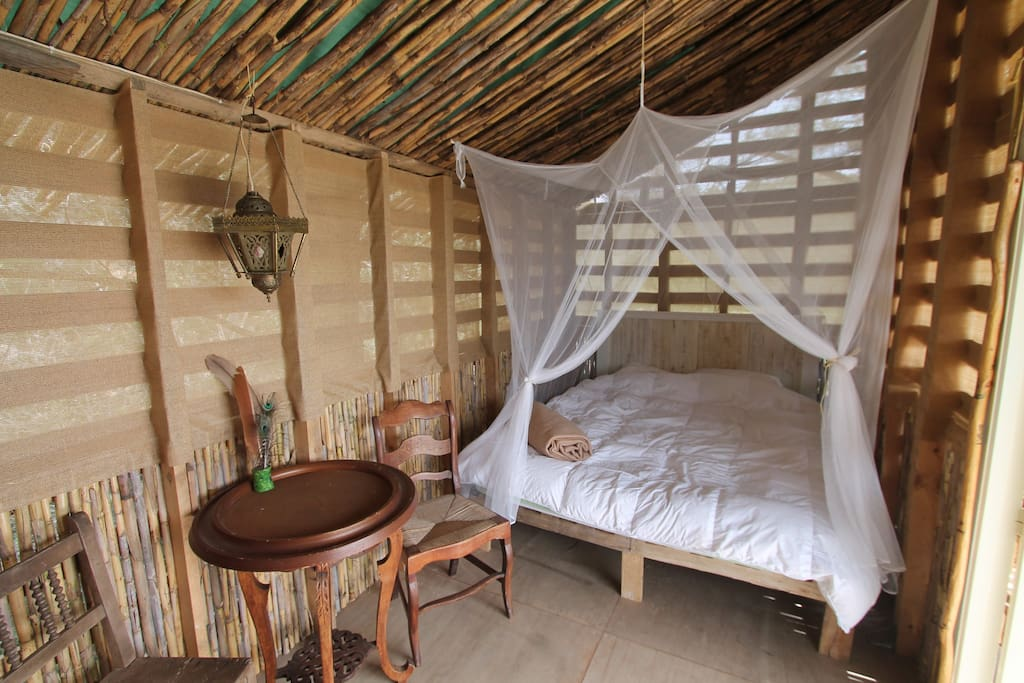 Tree House - double bed