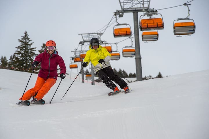 Ski Resorts Open Nov 22nd in Park City, Utah!