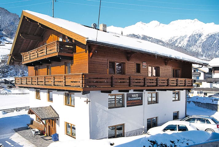 Apartment Haus Brunnenberg in Sölden - Sölden - Byt