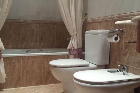 Habitación con baño privado, terraza y 1r desayuno - Port de Sagunt