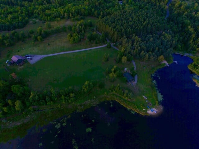Camp Daigneau Pond