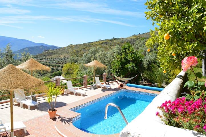 Appt dans belle maison andalouse - Pinos del Valle - Lägenhet