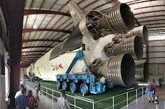 Photo of Johnson Space Center