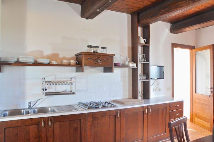 Agriturismo Borgo Solario 4 Personen - Castiglione del Lago - Lejlighed