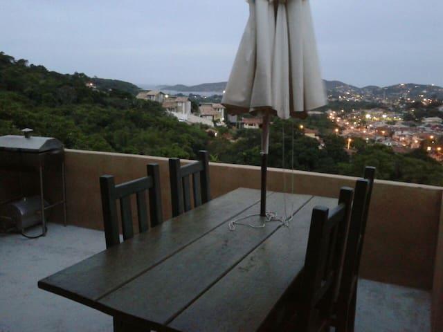 Loft com Vista Mar prox Rua das Pedras  praias top