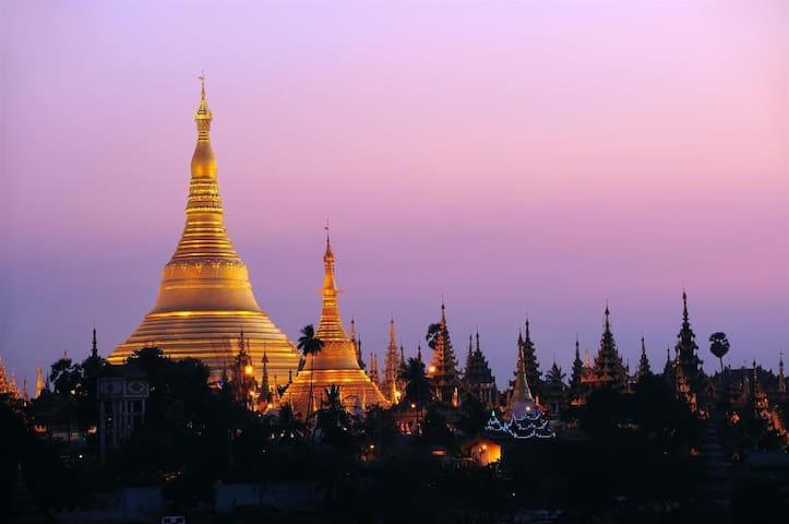 Heart of Yangon ( K )
