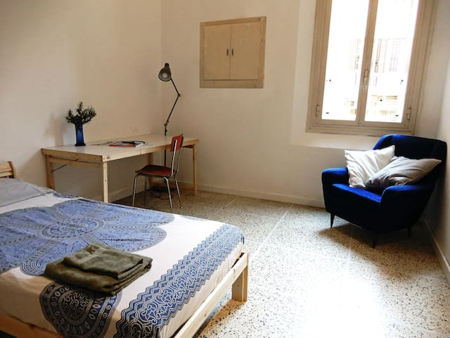 Single room for rent between the station and Fiera