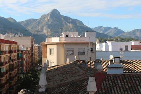 Комната в центре города, Gandia (Valencia).
