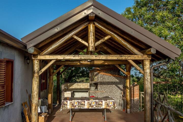 Cottage Monte Arso sul Parco Dell'etna